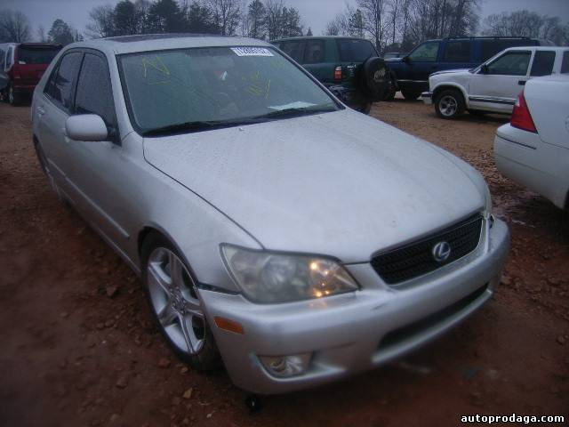 prodam Lexus IS300 -2002dekabr
