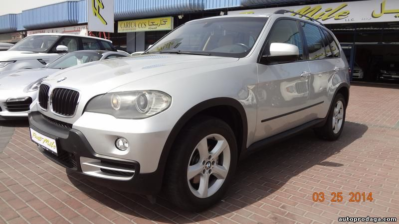 Urgent sale of MY BMW , X5 ,2009 MODEL.