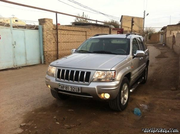 Jeep Grand Cherokee Limited 4x4 2004