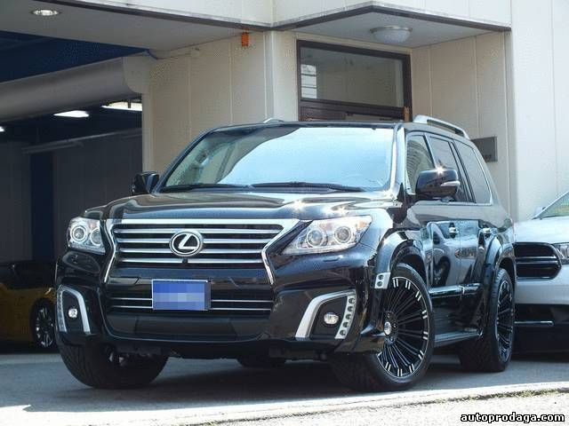 LEXUS LX570 2014 SPEACIAL EDITION