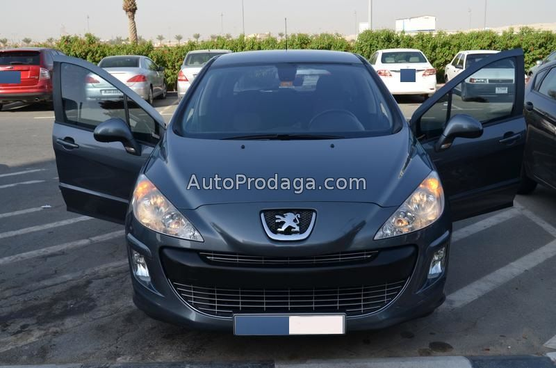 PEUGEOT 308 2010 MODEL..FULL OPTION
