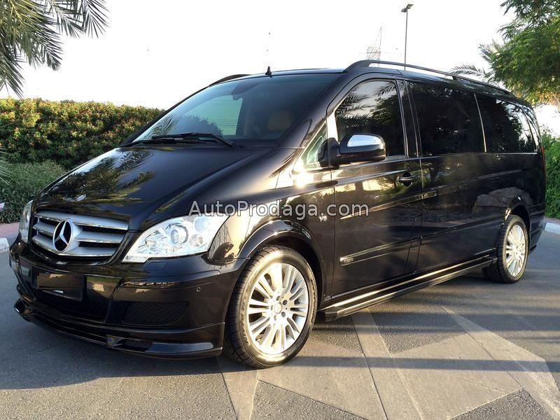 Mercedes Benz Viano 2011 .. полностью automatic..executive модель.