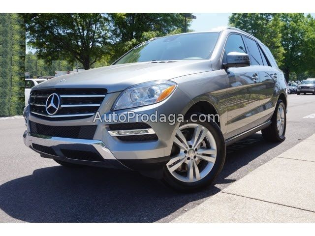 MECEDES BENZ ML350 2013 FOR SALE