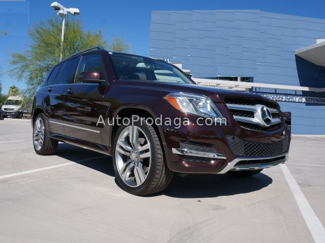 MECEDES BENZ GLK 350 2013 FOR SALE