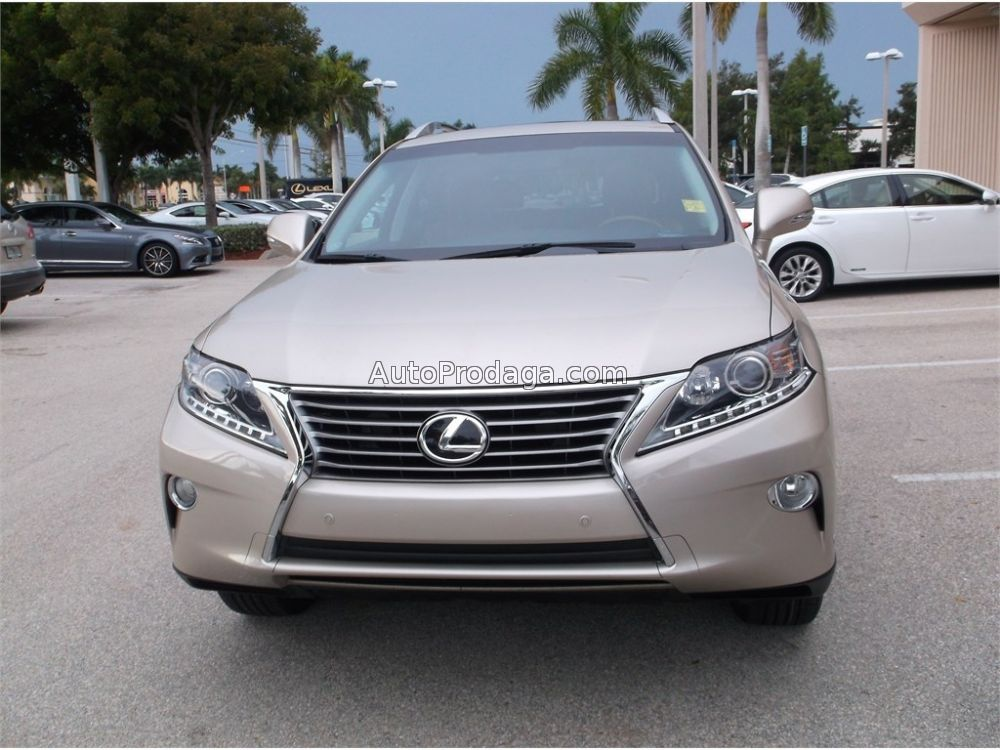 LEXUS RX 350 2013 MODEL FOR SALE