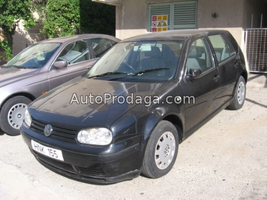 For sale VW GOLF 1.4 2002