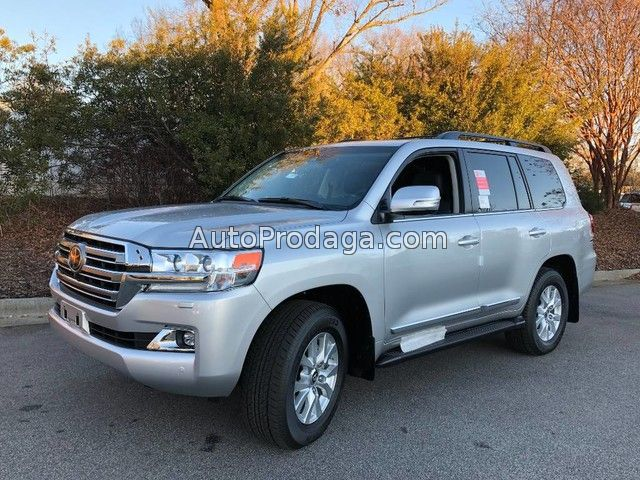 Фото 1: Toyota Land Cruiser 200,2017 model
