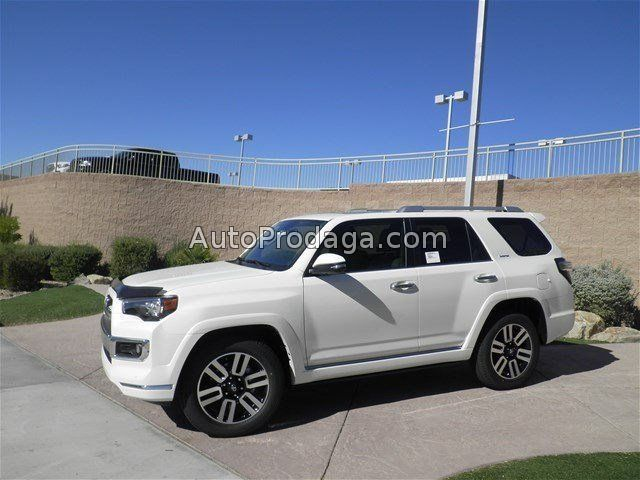2016 Toyota 4Runner Limited for sell